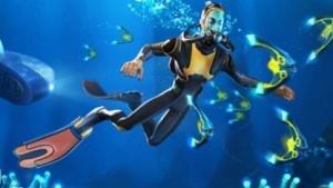 Subnautica schickt Spieler in einen riesigen Ozean.