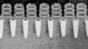5-nm-Transistoren mit Gate All Around Fets