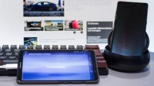 Huaweis Mate 10 Pro und Samsungs Galaxy Note 8 haben beide eingebaute Desktop-Modi.