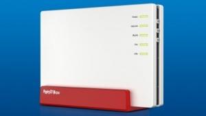 Die Fritzbox 7583 wird auf dem MWC 2018 zu sehen sein.
