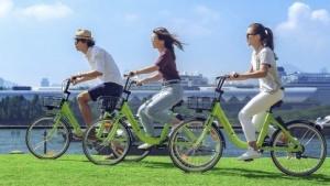 Gobee.bike gibt wegen Vandalismus auf.
