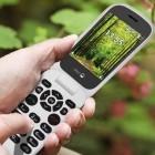 Doro 7060: LTE-Klapphandy für Senioren bietet WLAN und Apps