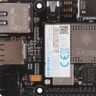 Bastelrechner Eagleye 530s: Zigbee und Flash-Speicher im Raspberry-Pi-Format