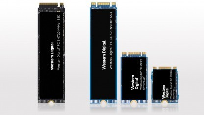 SN720/SN520-SSDs