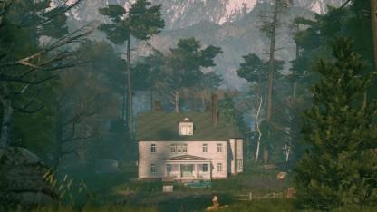 The Beast Inside schickt Spieler in ein einsames Landhaus.
