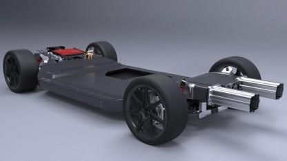 Williams Advanced Engineering FW-EVX