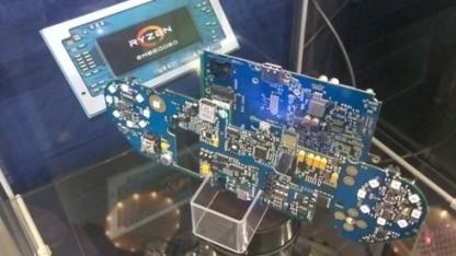 Prototyp des Smach Z auf der Embedded World 2018