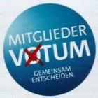 Mitgliedervotum: SPD-Basis stimmt für Koalition mit der Union