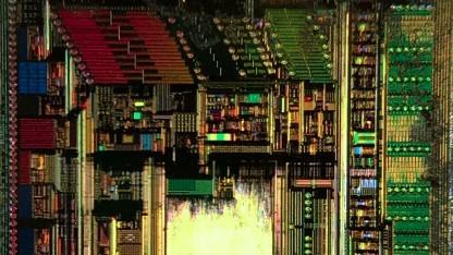 Die eines PMIC von Dialog Semiconductor
