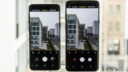 Das Galaxy S9 und das Galaxy S9+