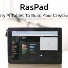 Raspad: Raspberry Pi kommt ins Bastel-Tablet-Gehäuse