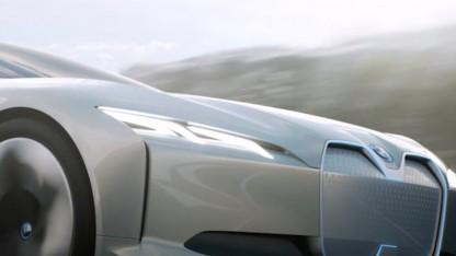 BMW i Vision Dynamics als Vorbild für den i4