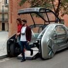 Renault EZ-GO: Das Taxi der Zukunft ist begehbar