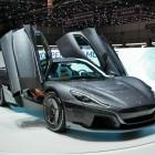 C_Two: Der zweite elektrische Supersportwagen von Rimac