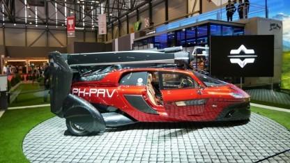 Niederländisches Flugauto PAL-V: für den Wochenendausflug von Hamburg nach Sylt