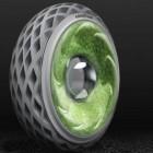 Goodyear Oxygene: Dieser Reifen lebt, atmet und blinkt