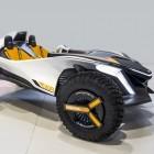 Hyundai Kite: Ein Auto, das wahlweise Buggy oder Jetski ist