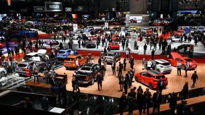 Genfer Autosalon: ohne Opel und Tesla