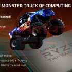 CPU-Roadmap mit Threadripper: AMDs Monster Truck bekommt Nachfolger