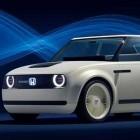 Urban EV Concept: Honda will Elektro-Zweitürer 2019 verkaufen