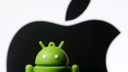 Android-Fans sind treuer als Apple-Fans.