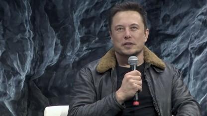 Elon Musk: Eine Marskolonie könnte das Überleben der Menschheit sichern.