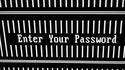 Bei Samba kann man ohne Updates auch andere Passwörter eingeben und nutzen.