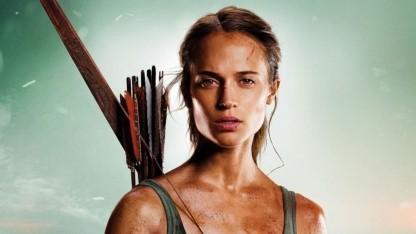 Alicia Vikander ist Lara Croft.