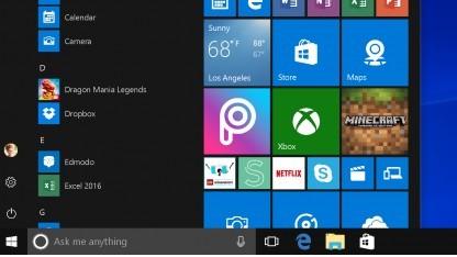Die nächste Windows-10-Version ist bald da.