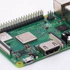 Raspberry Pi 3B+: Bastelplatine ist flotter und hat GBit-LAN