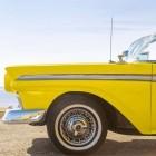 Evie: Ein 1950er-Jahre-Ford wird zum Elektroauto