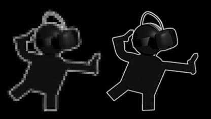 SteamVR rendert automatisch mit Supersampling.