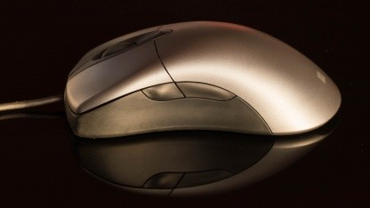 Intellimouse Classic im Test: Microsofts heimliches Bluetrack-Upgrade