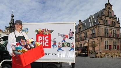 Lebensmittel-Lieferung nach Hause: Picnic will Amazon Fresh an den Kragen