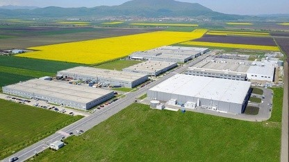 Der neue Produktionsstandort von Sennheiser im rumänischen Brasov