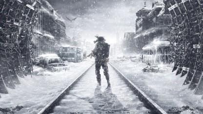 Artwork von Metro Exodus