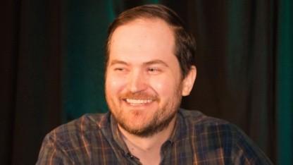 Erik Johnson von Infinite Monkeys auf der GDC 2018
