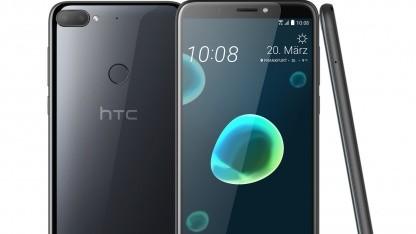 HTC Desire 12 und Desire 12+ vorgestellt