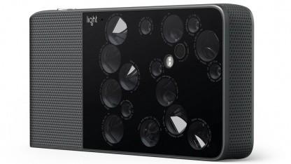 Kamera Light L16: Fünffach-Zoom mit 16 Objektiven