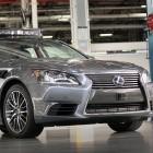 Unfall von Uber: Toyota unterbricht Testprogramm für autonome Autos
