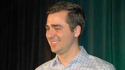 Andrew Barron auf der GDC 2018