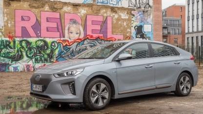 Der Hyundai Ioniq Elektro im Test