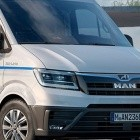 MAN eTGE: MAN baut Elektrotransporter ab Juli in Serie