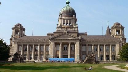 Das Hanseatische Oberlandesgericht in Hamburg