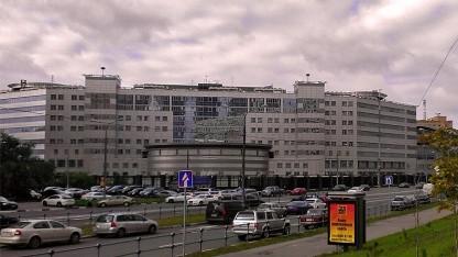 Das Hauptquartier des GRU in Moskau