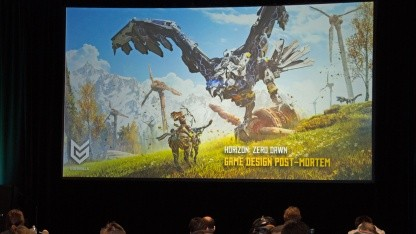 Auf der GDC 2018 hat Guerilla Games über die Arbeit an Horizon Zero Dawn gesprochen.