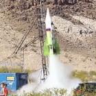 Raumfahrt: Mann überprüft mit Rakete, ob die Erde eine Scheibe ist
