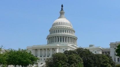Das Kapitol ist Sitz des Kongresses, dem Parlament der USA. Der Kongress hat Fosta verabschiedet.