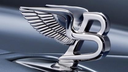 Bentley will elektrisch fahren.