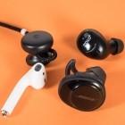 Bluetooth-Hörstöpsel im Vergleichstest: Apples Airpods lassen hören und staunen